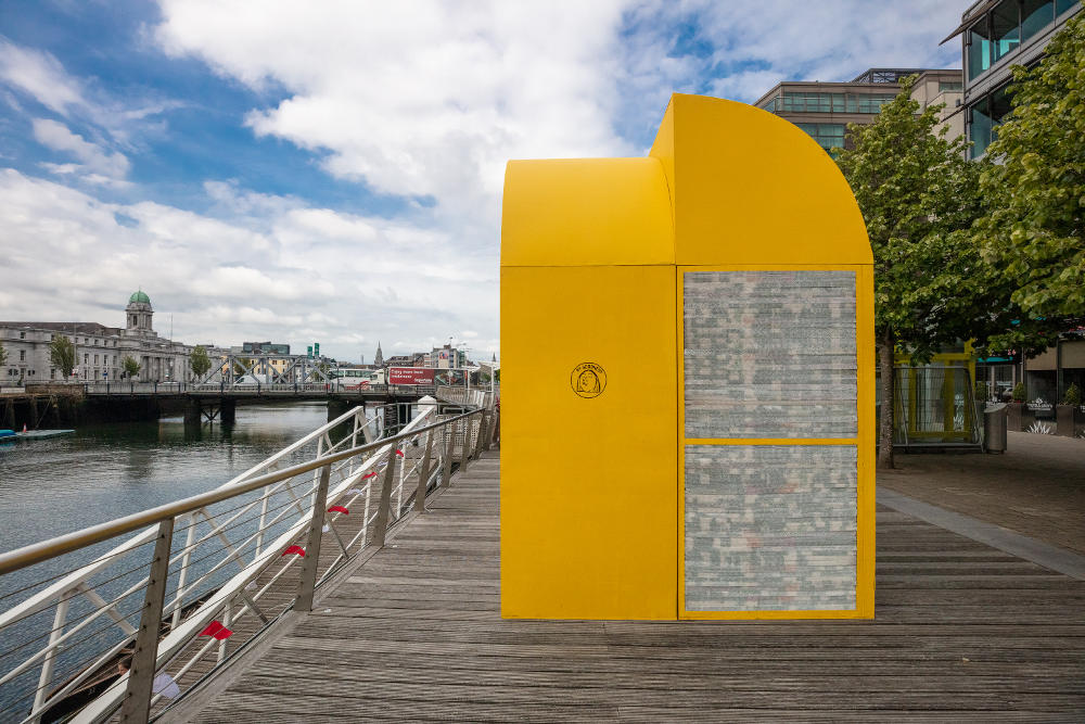 Meitheal Architects & My Goodness – Design POP Pavilion