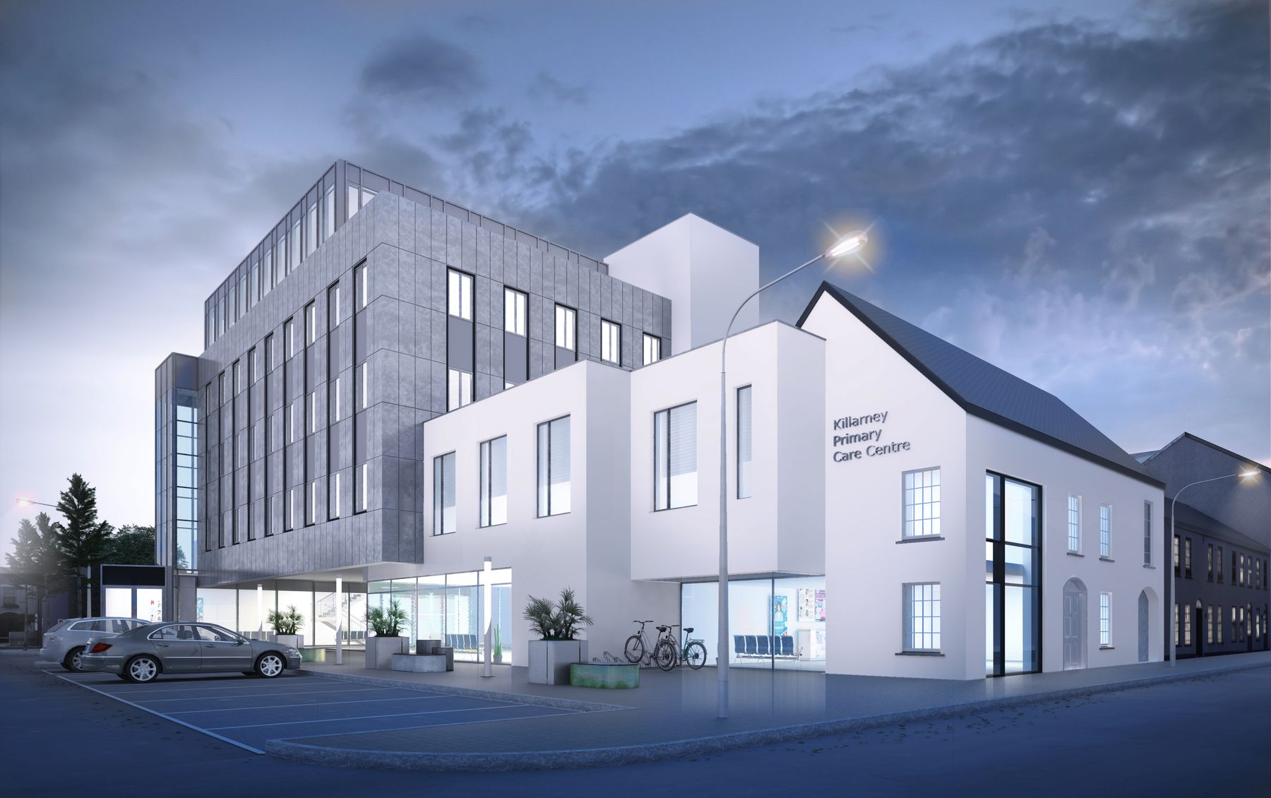 Architect(ure)s Cork Healthcare