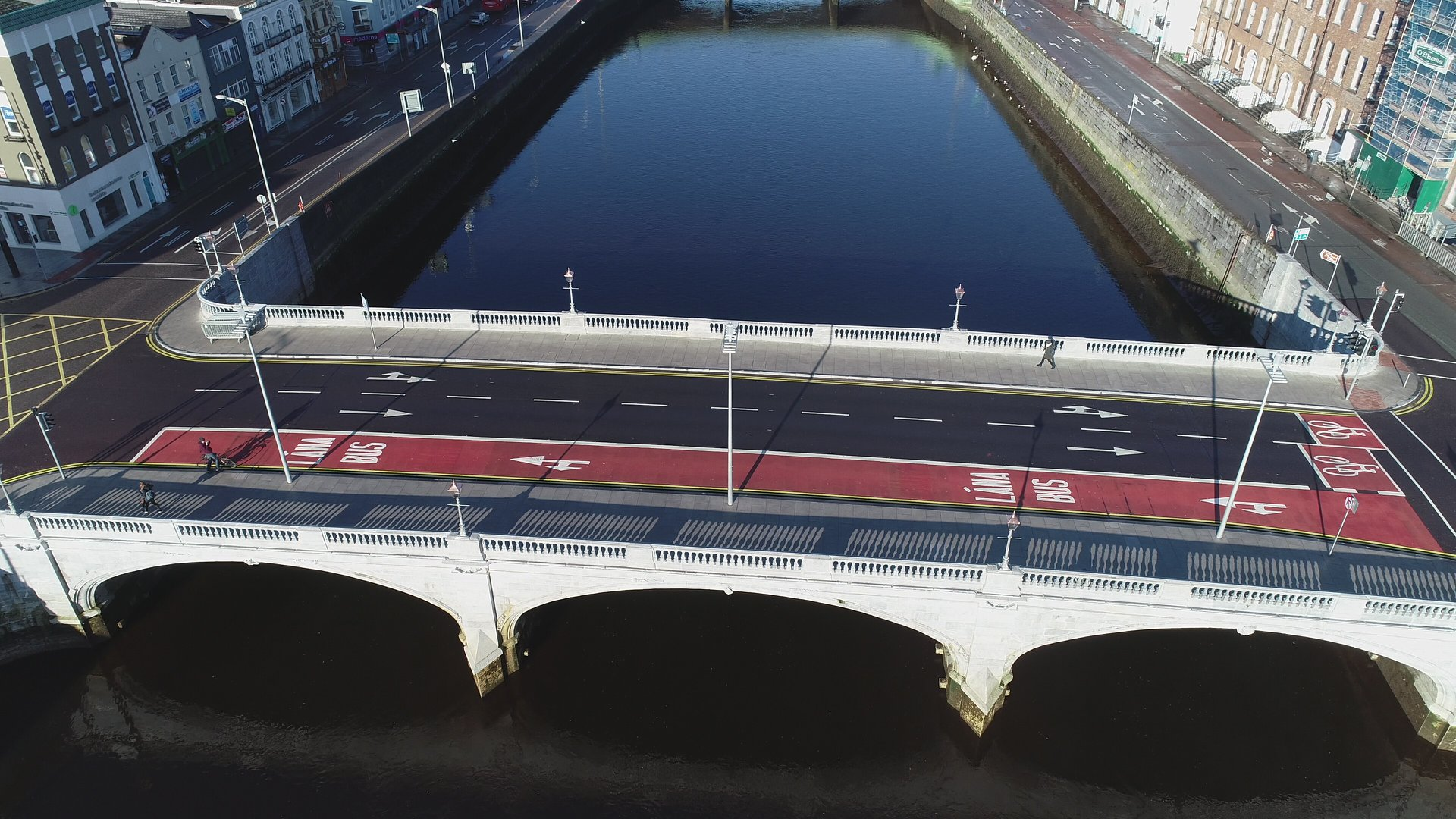 St. Patrick's Bridge Refurbishment – Architectural Lighting Designers