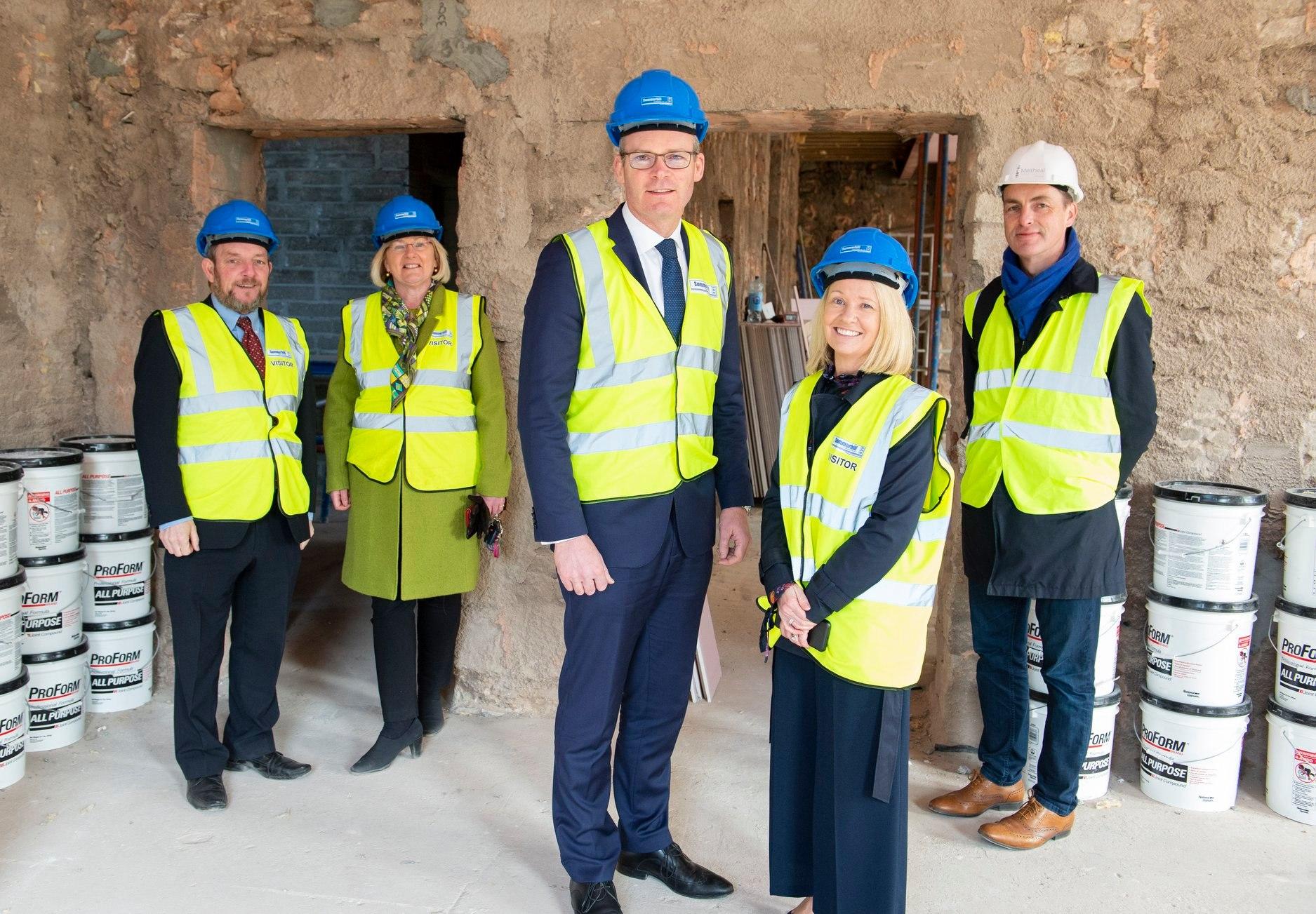 Cork ARC Cancer Support House – Works underway