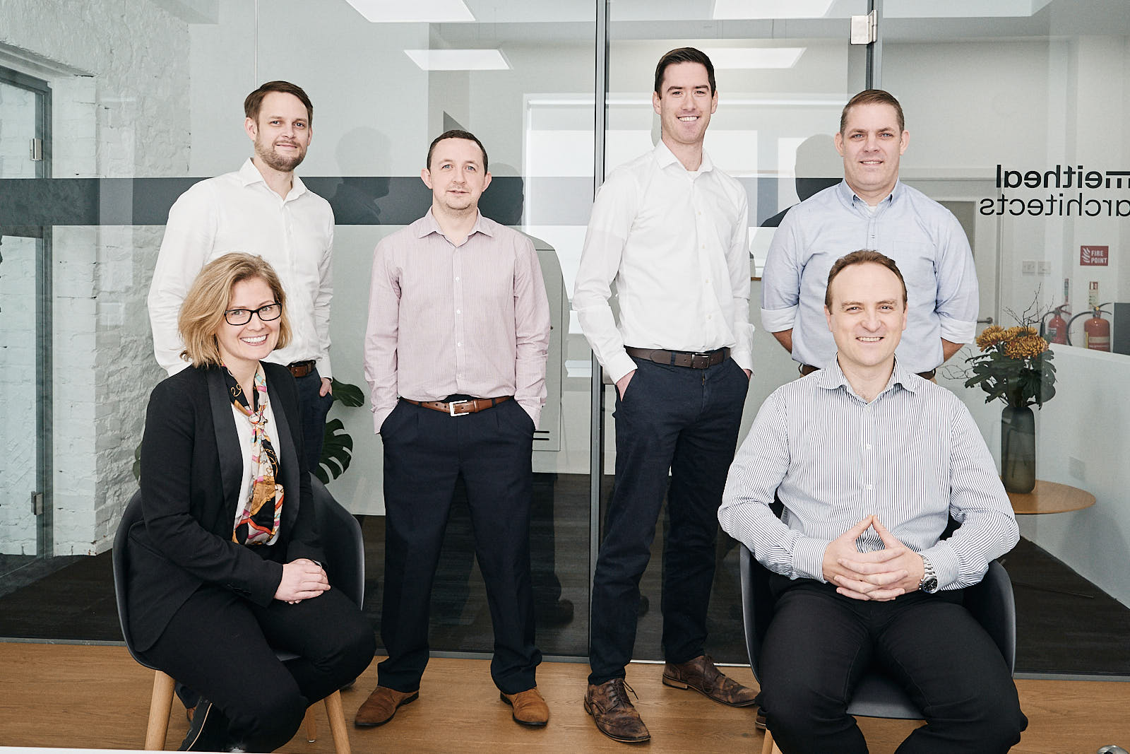 Meitheal Staff Promotions Architecture Ireland, Urban Design, Dublin/Cork/Kerry Architecture