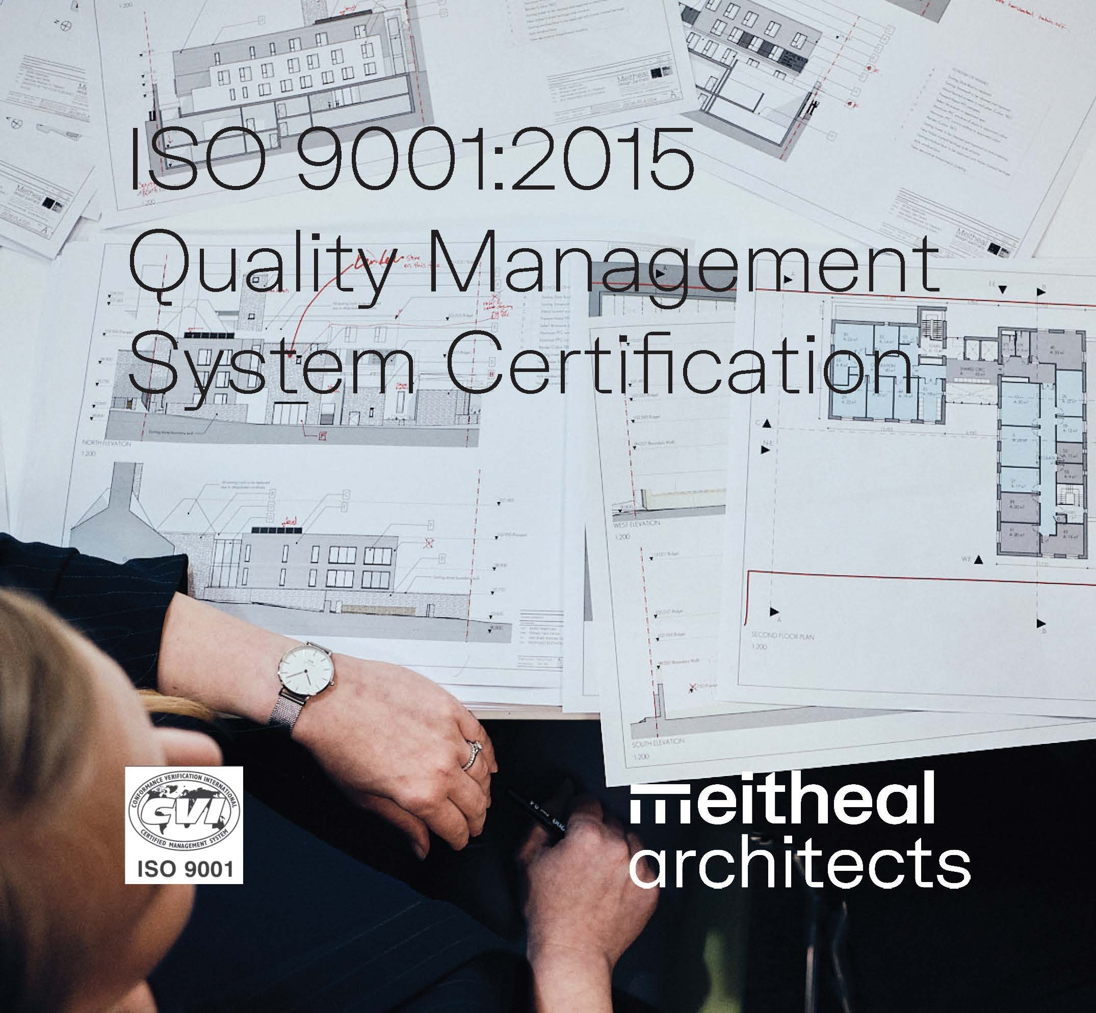 Quality Management at Meitheal Architects