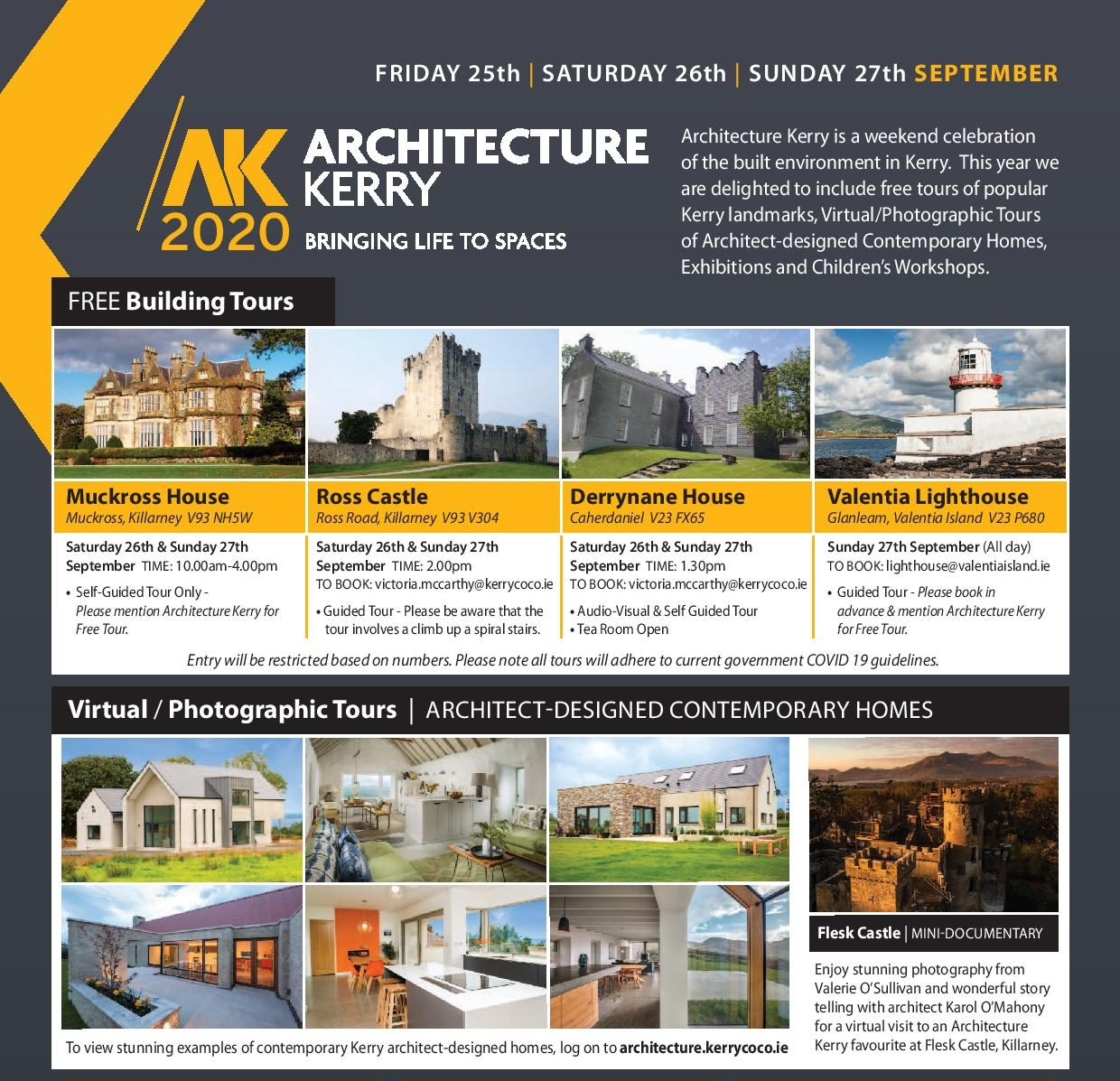 Architecture Kerry 2020