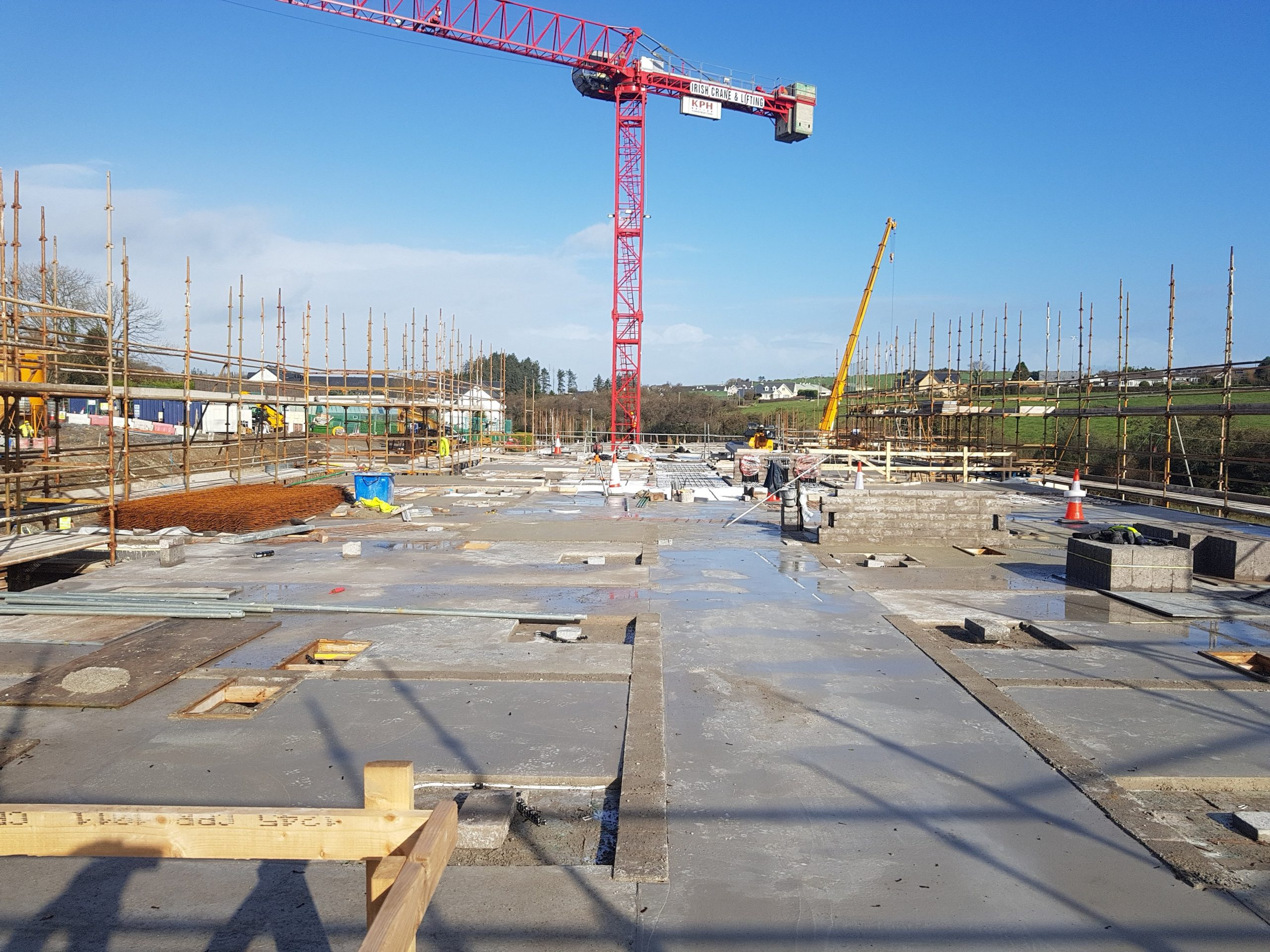 Riverstick Nursing Home, Co. Cork – on target for completion
