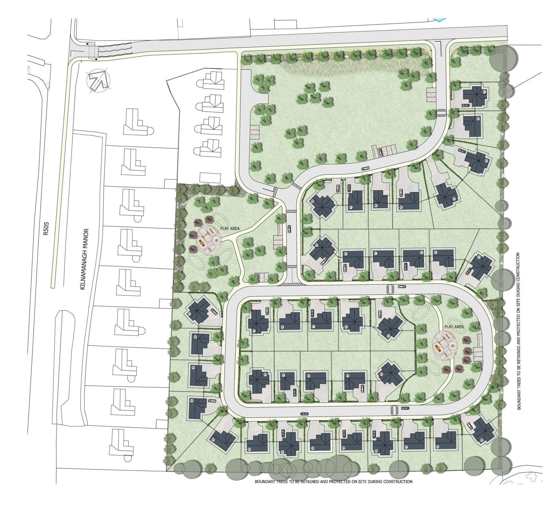 Planning Permission Granted – Dundrum, Co. Tipperary Architecture Ireland, Urban Design, Dublin/Cork/Kerry Architecture